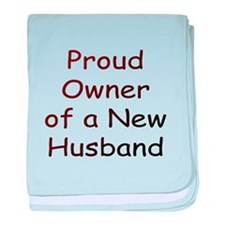 Owner of New Husband baby blanket
