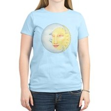 sunmoon2--w no BG baby color T-Shirt