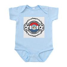 Missouri Soccer Infant Bodysuit
