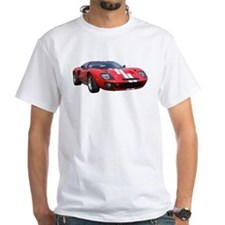 Red Ford GT40 T-Shirt