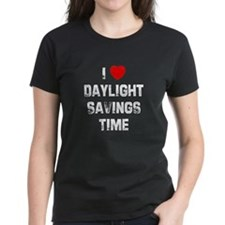 I * Daylight Savings Time Tee