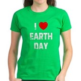 I * Earth Day Tee