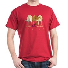 Nothin' Butt Goldens Red T-Shirt