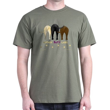 Nothin' Butt Labs Green T-Shirt