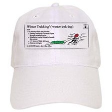 Winter Trekking Definition Hat