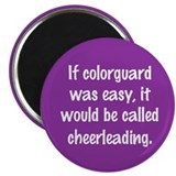 Unique Color guard Magnet