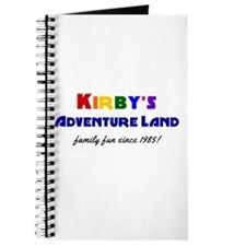 Kirby's Adventure Land Journal