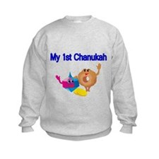 My 1st Chanukah Sweatshirt