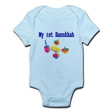 My 1st Hanukkah 2 Body Suit