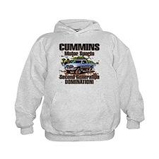 Cummins Motor Sports Hoodie
