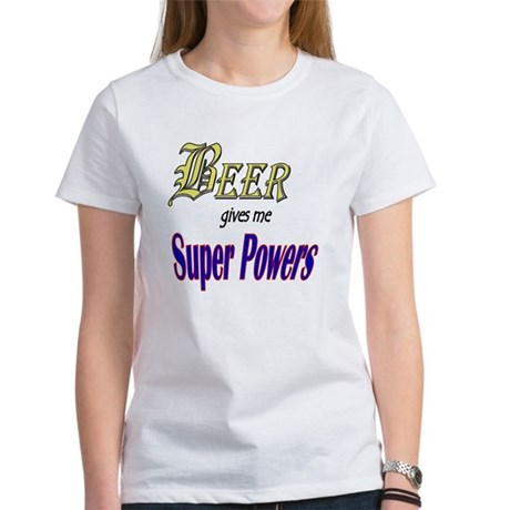 Super Beer Women's T-Shirt