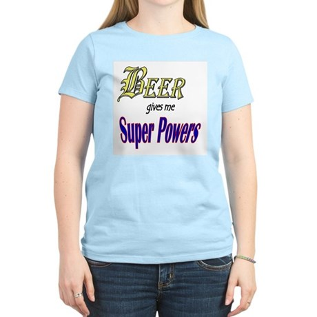 Super Beer Women's Light T-Shirt