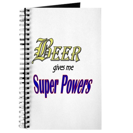 Super Beer Journal