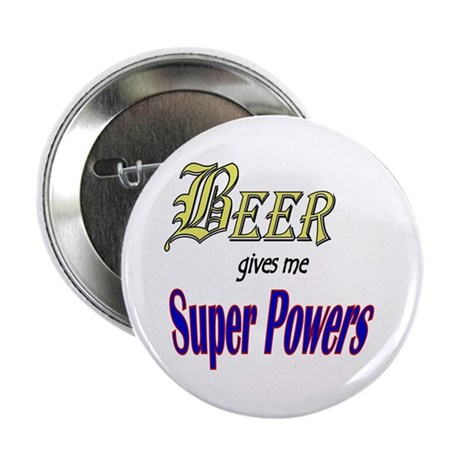 "Super Beer 2.25"" Button (100 pack)"