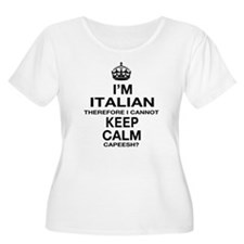 Keep Calm and Italian pride T-Shirt