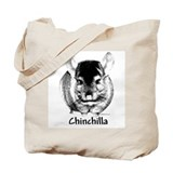 Chin Charcoal Tote Bag