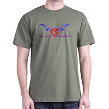 I Love My Autistic Grandson T-Shirt