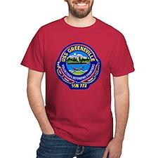 USS Greeneville SSN 772 T-Shirt