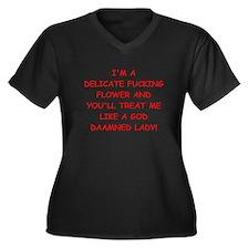 sweet Plus Size T-Shirt