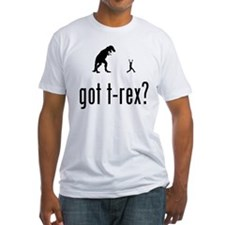 Run From Dinosaur Shirt