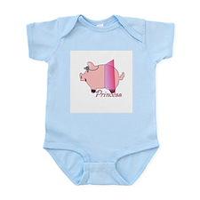 Piggy Princess Body Suit