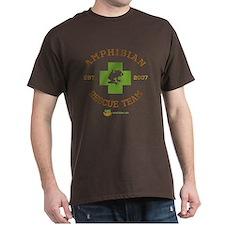 Amphibian Rescue Team Dark T-shirt