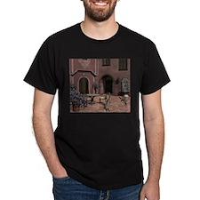 Quiet Courtyard T-Shirt