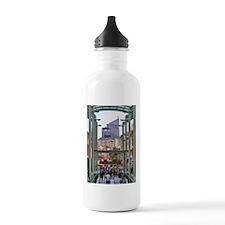 Chinatown Station - Singapore Water Bottle
