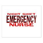 NS EMERGENCY NURSE Posters