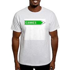Roadmarker Perpignan - France Ash Grey T-Shirt