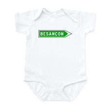 Roadmarker Besançon - France Infant Bodysuit