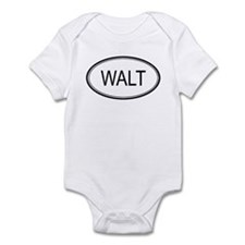 Walt Oval Design Infant Bodysuit