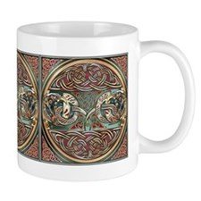 Celtic Gryphons Coffee Mug