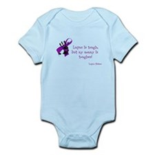 Mommy is tougher Body Suit