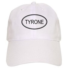 Tyrone Oval Design Baseball Cap
