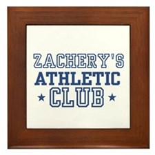 Zachery Framed Tile