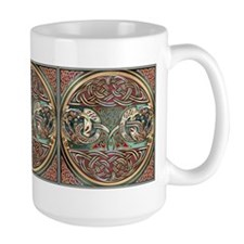 Celtic Gryphons Mug (15oz)