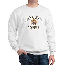 d'Anconia Copper Retro Miner Sweatshirt