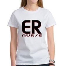 EMERGENCY NURSE 2 RED T-Shirt