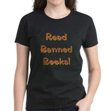 Read banned books! Tee