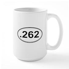 .262 Miles Mug