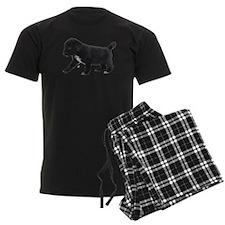 Labrador Retriever Puppy Pajamas
