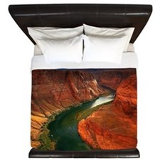 Grand Canyon, Arizona King Duvet