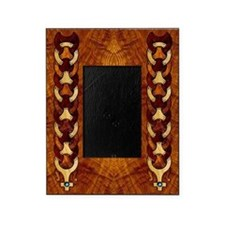 Harvest Moons Viking Braid Picture Frame