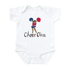 Cheer Diva Infant Bodysuit