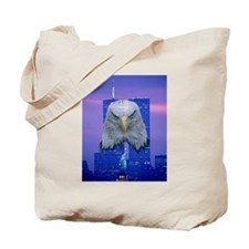 911 Tribute Tote Bag