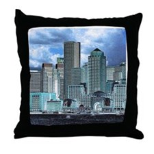 Fantastic Boston Throw Pillow