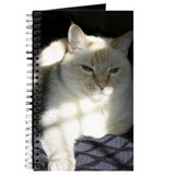 Flame Point Cat Journal