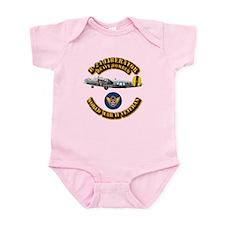 AAC - B-24 - 8 AF Infant Bodysuit