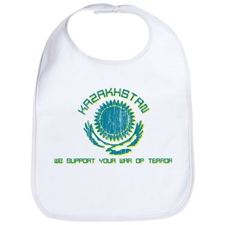 Kazakhstan - We Support Your Bib